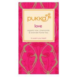 Pukka Herbs Love Tea 20 sachet