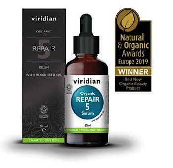 Viridian Viridian Org Repair 5 Serum 50ml
