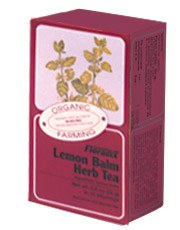 Floradix Lemon Balm Organic Herbal Tea 15bag