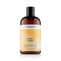 Tisserand Happy Vibes Bath & Shower Wash 400ml