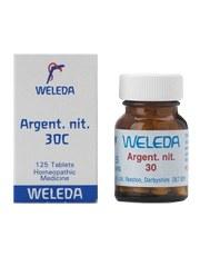 Weleda Argent Nit 30c 125 tablet