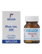 Weleda Rhus Tox 30c 125 tablet
