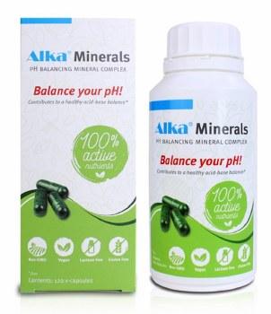 Alka Vitae Alka Minerals - 120 Vega Caps 120