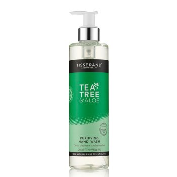 Tisserand Aloe Vera Tea Tree Hand Wash 295ml