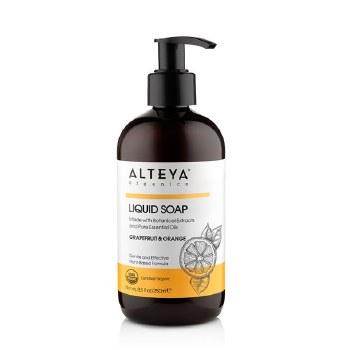 Alteya Organics Organic Soap Grapefruit/Orange 250ml