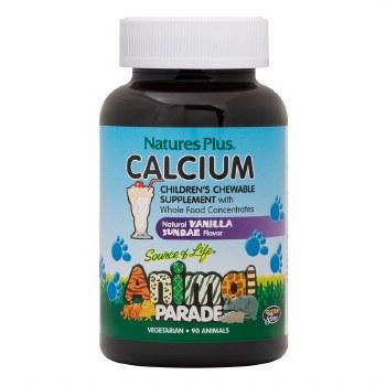 Nature's Plus Animal Parade Calcium 90