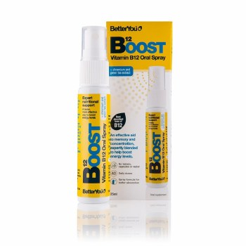 BetterYou Boost Pure Energy Oral Spray 25ml