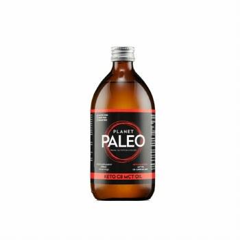 Planet Paleo Keto C8 MCT Oil 500ml