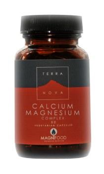 TerraNova Nutrition Calcium Magnesium 2:1 Complex 100 vcaps