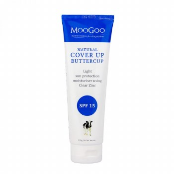MooGoo Cover-up  Buttercup SPF15 120g