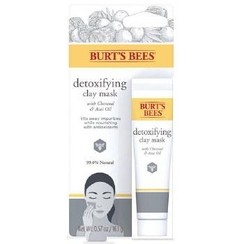 Burts Bees Detoxifying Clay Mask 16.1g