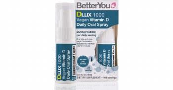 BetterYou DLux1000 Vegan Vitamin D Oral 15ml