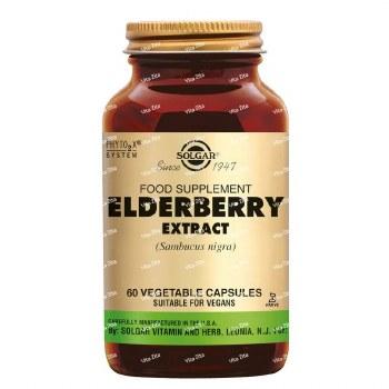 Solgar Vitamins Elderberry Extract  60