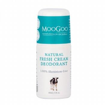 MooGoo Fresh Cream Deodorant 60ml 60ml