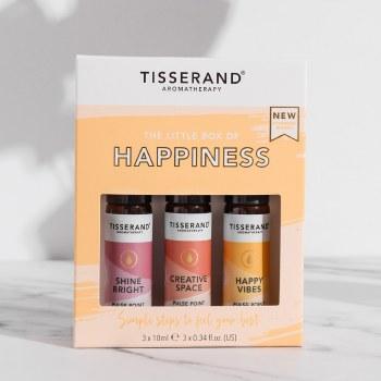 Tisserand Happy Vibes Box of Happiness 3x10ml