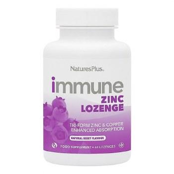 Natures Plus Immune Zinc Lozenge 60