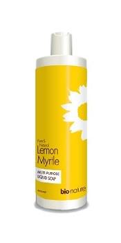 Bio-Nature Lemon Myrtle Multipurpose Soap 500 ml