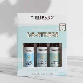 Tisserand Little Box of De-Stress 3x10ml