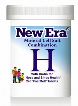New Era Comb H  Hayfever & Rhinitis 240 tablet
