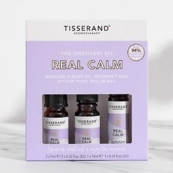 Tisserand Real Calm Discovery Kit 2x9ml 1x10ml