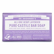 Dr Bronner Lavender Soap Bar   140g