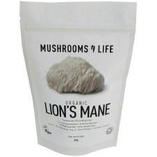Mushrooms 4 Life Organic Lion's Mane Powder 60g