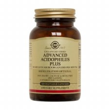 Solgar Vitamins Advanced Acidophilus Plus 60caps