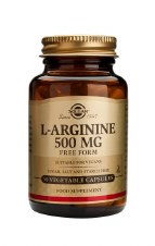 Solgar Vitamins L-arginine 500mg  50 vcaps