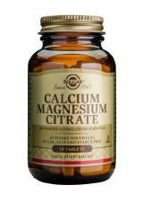 Solgar Vitamins Calcium Magnesium Citrate 50 tabs