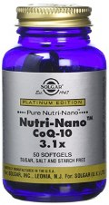 Solgar Vitamins Nutri Nano Co-10 50 caps