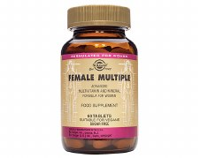 Solgar Vitamins Female Multiple 60 tabs