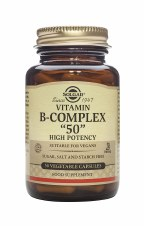 Solgar Vitamins Vitamin B Complex '50' 50 vcaps
