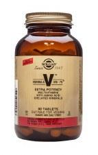 Solgar Vitamins Formula VM 75  90 tabs