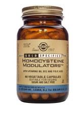 Solgar Vitamins Homocysteine Modulators 60 vcaps