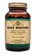 Solgar Vitamins Male Multiple  60 Tablets
