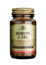 Solgar Vitamins Boron 3mg 100 caps