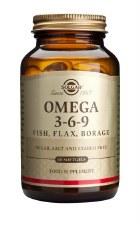 Solgar Vitamins Omega 3-6-9  60 caps