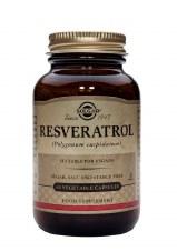 Solgar Vitamins Resveratrol 250mg 60 veg caps