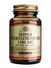 Solgar Vitamins Super Starflower Oil 1300mg 30 caps