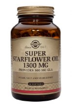 Solgar Vitamins Super Starflower Oil 1300mg 60caps