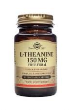 Solgar Vitamins L-theanine 150mg 30 vcaps