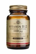 Solgar Vitamins Vitamin B12 1000ug 250 nuggets
