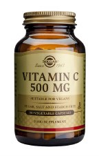 Solgar Vitamins Vitamin C 500mg 100 vcaps
