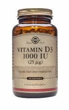 Solgar Vitamins Vitamin D3  1000iu 180 tabs
