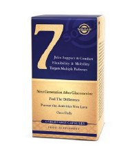 Solgar Vitamins 7 Joint Support and Comfort 90 vcaps