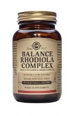 Solgar Vitamins Balance Rhodiola Complex 60 veg caps