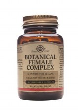 Solgar Vitamins Botanical Female Complex 30 Vcaps