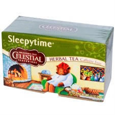 Celestial Seasonings  Sleepytime herb tea  20 bags