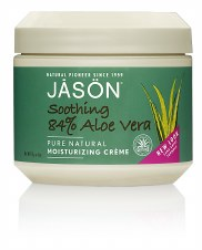 Jason Natural Cosmetics Organic Aloe Vera 84% Cream 113g