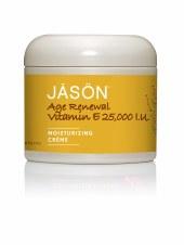 Jason Organic Vit E 25000IU Cream 113g